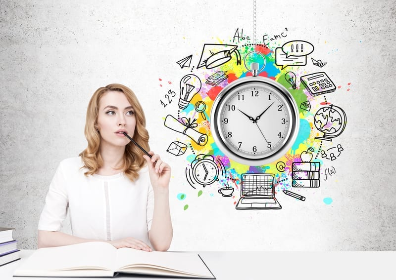 Time Management tips for working moms and busy stay at home moms
