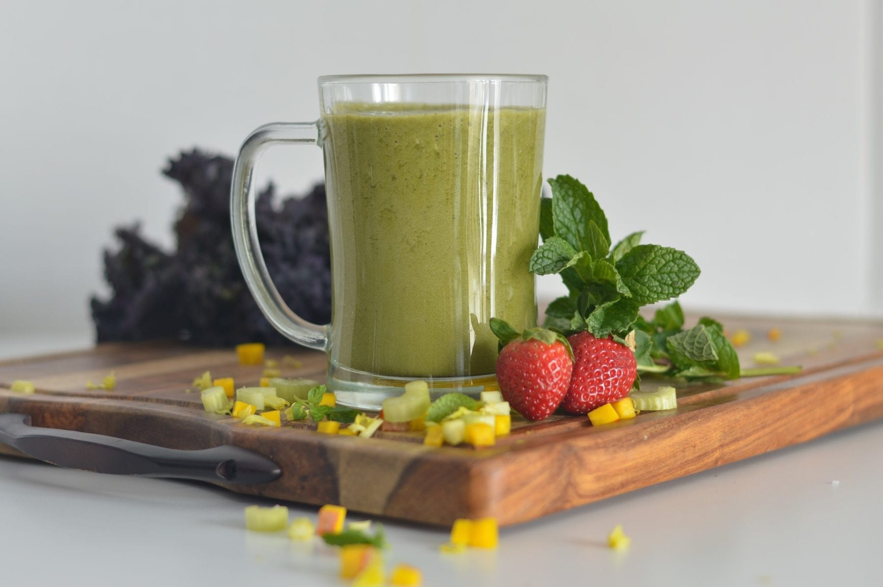 lose weight from juicing